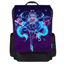 Miku World Backpack Flap