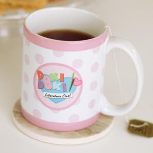 DDLC Logo Mug