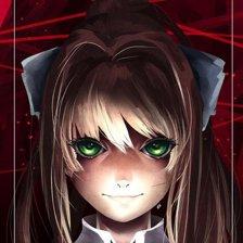 Monika Nightmare Series Poster
