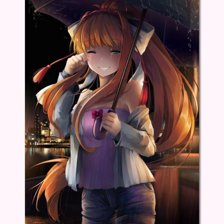 Monika Date Series Poster