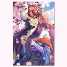 Yuri Date Series Poster