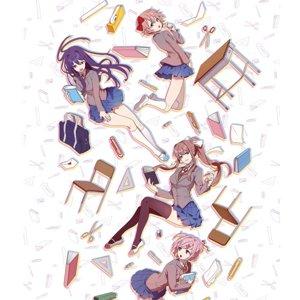 Falling Classroom Poster