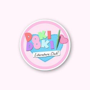 DDLC Logo Sticker