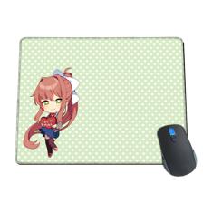 Valentine's Day Chibi - Monika Mousepad