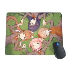 Holding Hands Mousepad