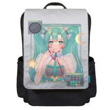 SPACE MUSIC Backpack Flap