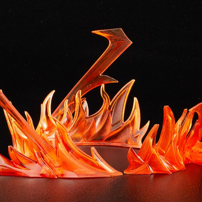 MODEROID Flame Effect