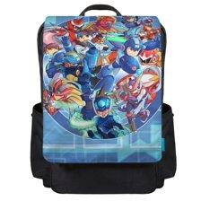 Mega Man All Stars Backpack Flap