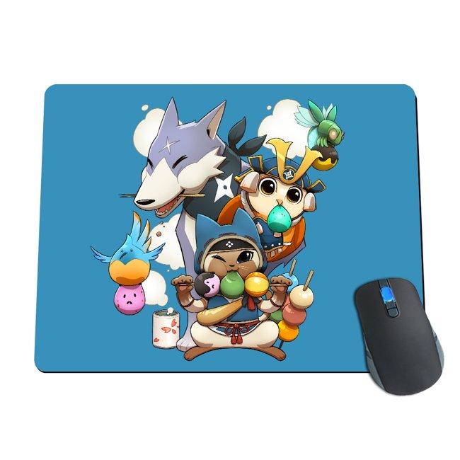 Dango Party Mousepad
