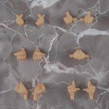 Nendoroid Doll: Hand Parts Set 02 (Cinnamon)