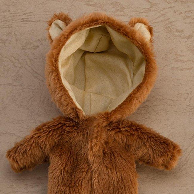 Nendoroid Doll: Kigurumi Pajamas (Bear - Brown)