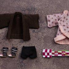 Nendoroid Doll: Outfit Set (Nezuko Kamado)