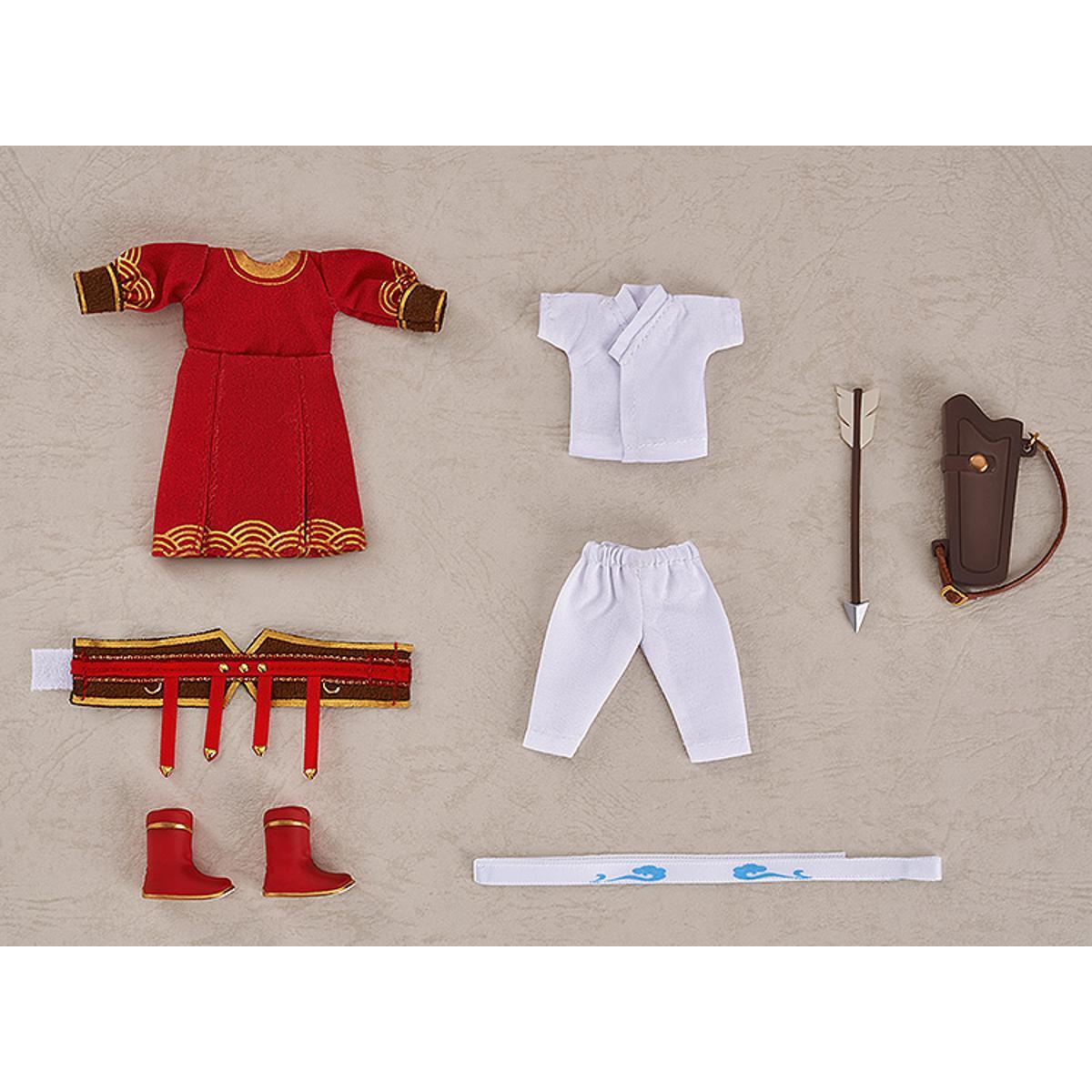 Nendoroid Doll: Outfit Set (Lan Wangji: Qishan Night-Hunt Ver.)
