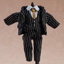 Nendoroid Doll: Outfit Set (Suit - Stripes)
