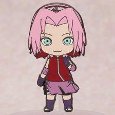 Nendoroid Pin Sakura Haruno