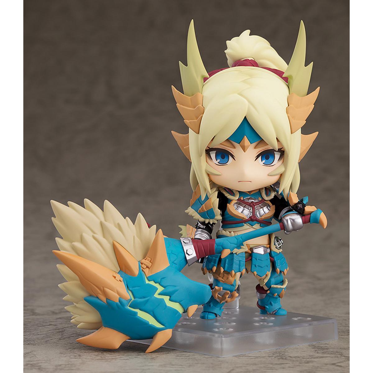 Nendoroid Hunter: Female Zinogre Alpha Armor Ver.
