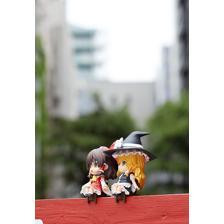 Nendoroid Swacchao! Reimu Hakurei