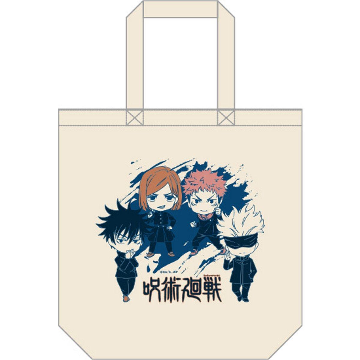 Jujutsu Kaisen Nendoroid Plus Tote Bag