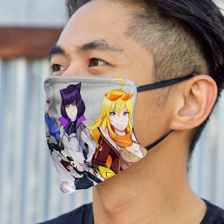 The Gang's All Here Mask