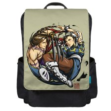 Eternal Rivals Backpack Flap