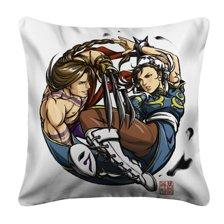 Eternal Rivals Pillow Case